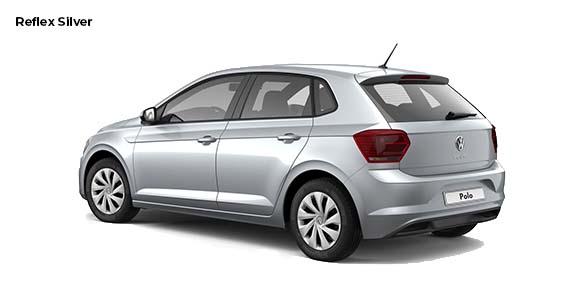 Volkswagen Polo 1.0 Edition Reflex silver zk