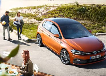 Volkswagen Polo sfeer