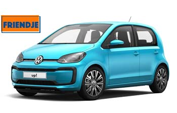 Volkswagen up goedkoop private leasen