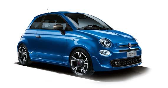 Fiat500Sports Hybrid