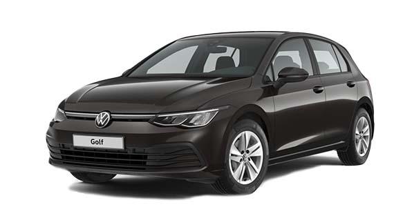Volkswagen Golf 8 zwart