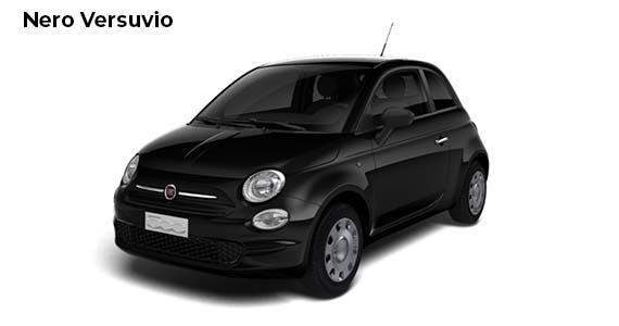 Fiat 500 1.0 pop Hybrid Nero Versuvio