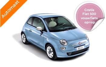 Fiat 500 Pop Automaat Yourleasekopie 1
