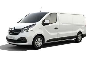 Renault Trafic zakelijk leasen yourlease