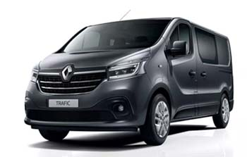 Renault trafic zakelijke lease dubbele cabine