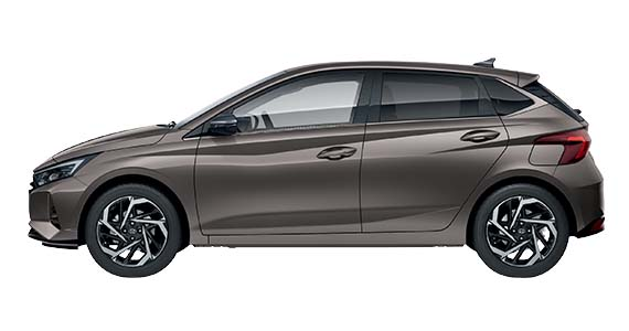 Hyundai i20 automaat