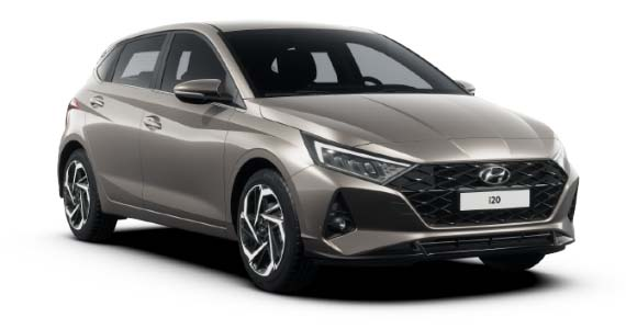 Hyundai i20 private lease