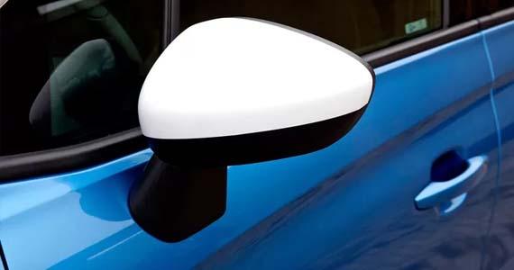Opel Crossland X buitenspiegels