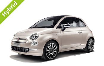 Fiat 500 Hybrid Star