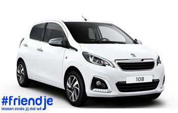 Peugeot 108 friendje