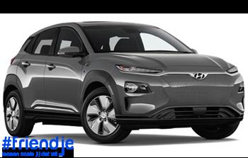 Hyundai kona friendje