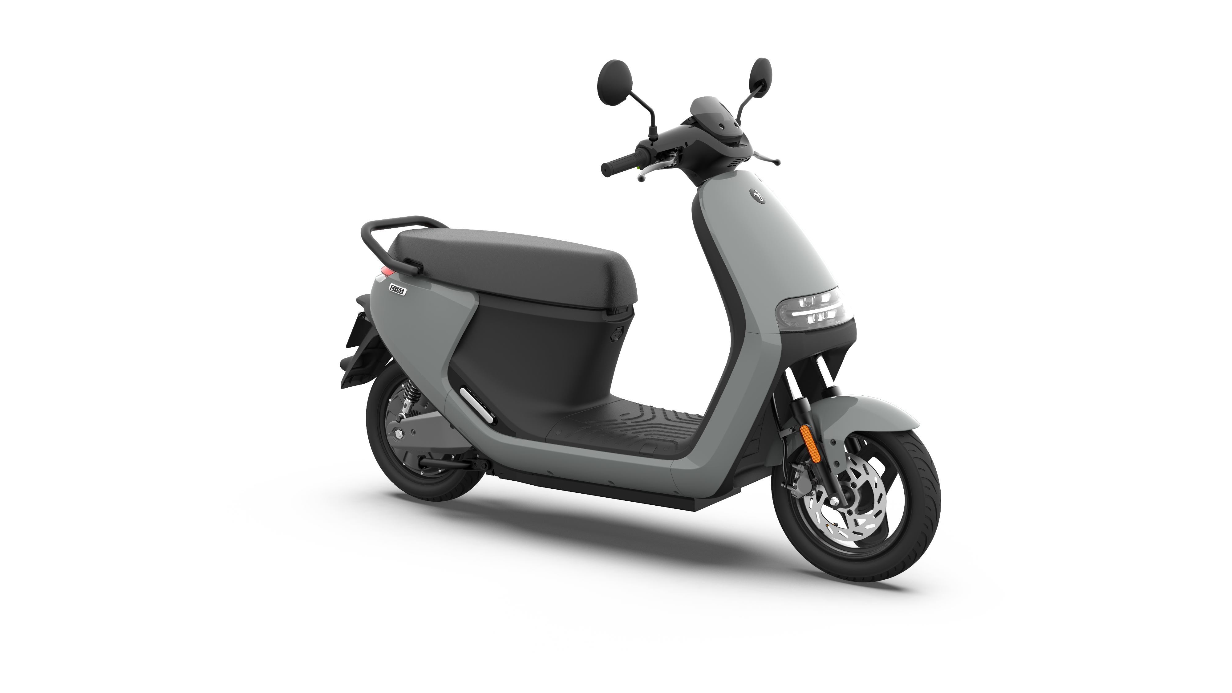 eScooter E110S Steel Grey Glossy 360 12