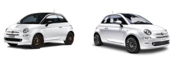 Fiat 500: nummer 1 kleine lease auto!