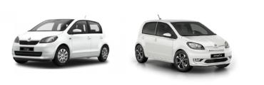 Skoda Citigo: top 5 kleine lease auto's!