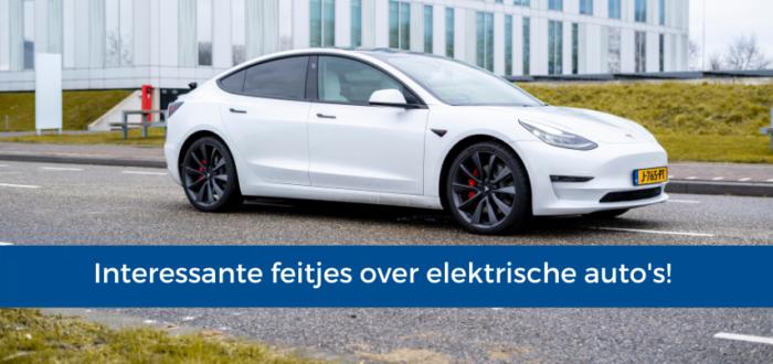 Interessante feitjes over elektrische autos