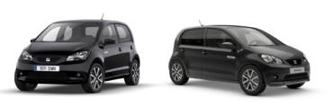 Seat Mii Electric Top 5 (goedkoopste) elektrische auto's