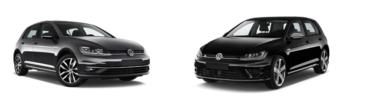 VW Golf: nummer 4 top 5 zakelijke leaseauto's