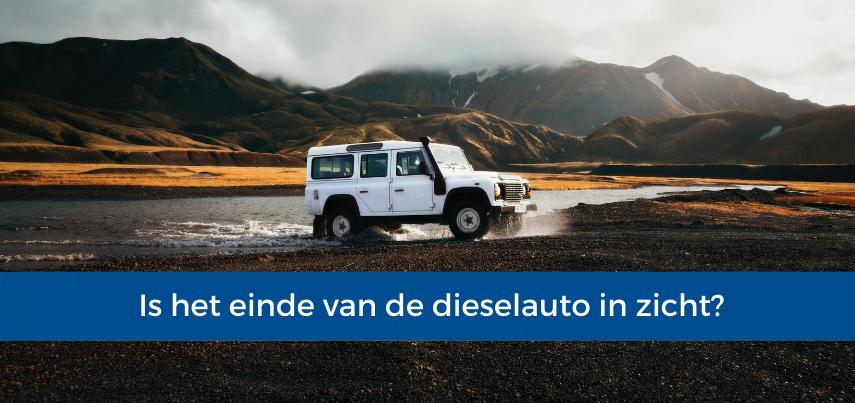 Is het einde van de dieselauto in zicht