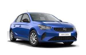 Opel Corsa 1.2 Blue Matallic