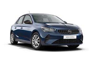 Opel Corsa 1.2 Nautic blue Autos Yourlease template
