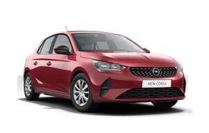Opel Corsa 1.2 Pepperonicino Red Autos Yourlease template