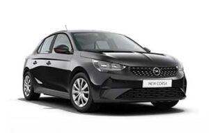 Opel Corsa 1.2 black Autos Yourlease template